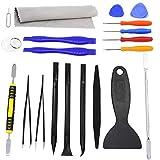 KEESIN 20 in 1 Handy Schraubendreher Set für Smartphone Demontage und Reparatur Handwerkzeug Kit