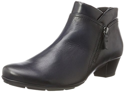 Gabor Ladies Basic Boots Blue (26 River (effect))