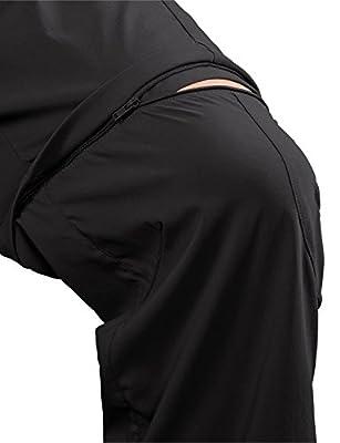 Jack Wolfskin Herren Hose Activate Zip Off Pants Men von Jack Wolfskin - Outdoor Shop