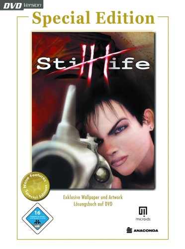 Still Life  Special Edition (DVDROM) Picture