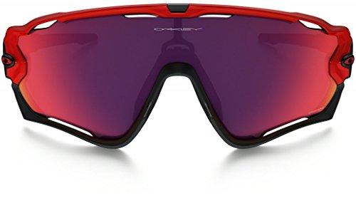 Oakley Gafas de Sol Jawbreaker (130 mm) (31 mm) Rojo