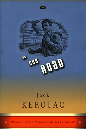 Book cover for On the Road