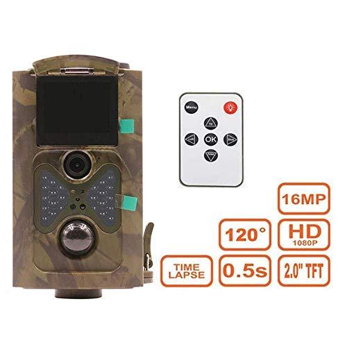 amera 16MP 1080P PIR Sensor Multi Zone Trap Spiel Wildlife Trail Kameras ()