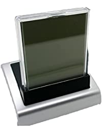 Reloj Despertador con cambio de luminosidad hasta 7 Colores con Termómetro Calendario Alarma y Sensor Tactil 2229