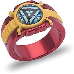 SCAA Marvel Around The Avengers 4 Final Battle Energy Reactor Recopilación de Anillo de Corazón Regalo/Como se muestra / 8ºÅ