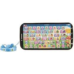Teléfono de aprendizaje del bebé Juguetes para teléfonos móviles educativos Juguete de aprendizaje táctil para niños Juguete de desarrollo infantil temprano para niños pequeños