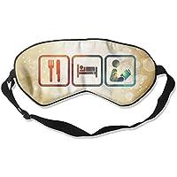 Galaxy Eat Sleep Read 99% Eyeshade Blinders Sleeping Eye Patch Eye Mask Blindfold For Travel Insomnia Meditation preisvergleich bei billige-tabletten.eu