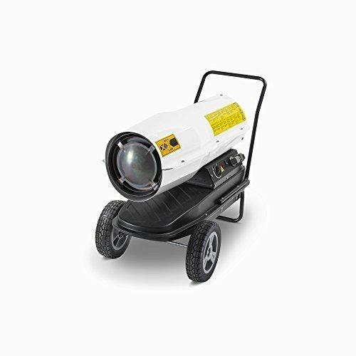 TROTEC Calefactor gasoil directo IDE 30 D potencia
