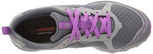 Merrell All Out Crush Light, Chaussures de Trail Femme, Rose Grey