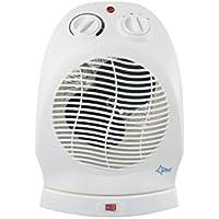 SUNTEC Calefactor AirBooster 2000 OSC [para habitaciones de hasta 60 m³ (~25 m²
