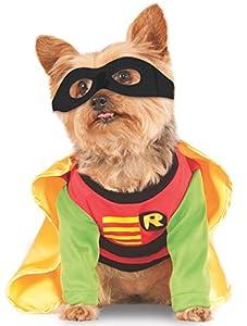 Rubis Costume Teen Titans pour Animal Domestique Costume, Robin