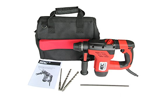 NENZ NZ-30R SDS-plus Multi-function Brushless Professional Combination Elektrowerkzeug for Home-use (Corded Drill Hammer)