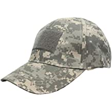 ZARRS Gorra de Béisbol Camuflaje,Gorra Unisex Gorra Militar Ejército Hombres Mujeres Multicam Estilo Gorras