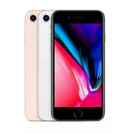 "Apple iPhone 8 Single SIM 4G 64GB Grey - smartphones (11.9 cm (4.7""), 64 GB, 12 MP, iOS, 11, Grey)"