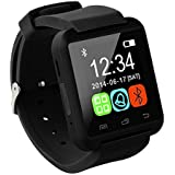 Tera U8 Bluetooth SmartWatch Fascia da Braccio per Android 4.0 Smartphone e iPhone 4 / 4S / 5 / 5C / 5S Samsung S2 / S3 / S4 / Note 2/3 Note HTC BlackBerry Sony