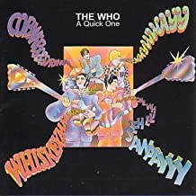 A Quick One (Happy Jack) by The Who (1995-06-22)