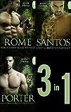 Dynasty of Jaguars: Rome - Verf�hrerische F�hrte / Santos - Unstillbares Verlangen / Porter - Geheimnisvolle Leidenschaft: Drei Romane in einer verf�hrerischen eBox Bild