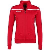 Reece Varsity TTS Chaqueta Hockey Mujer Rojo, color rojo/blanco, tamaño medium