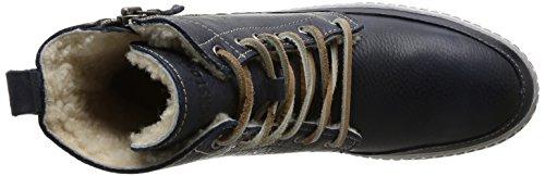 Blackstone LAOS TOWN CW96, Sneaker donna Blu (Blau (Indigo))