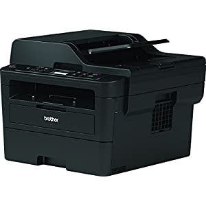 Brother Monochrome Laser Multifunction Printer Printer grey