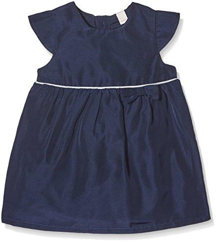 Esprit Kids Baby-Mädchen Kleid, Blau (Navy 490), 62