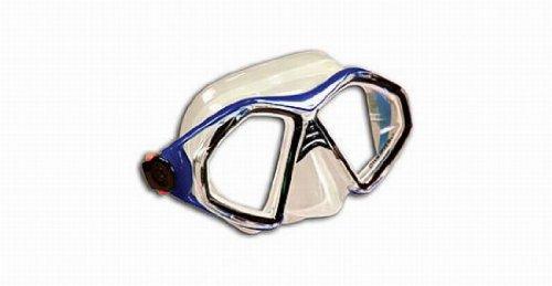 Aquasphere Admiral Profi Herren Taucherbrille Admiral mit hochwertigen Silikonrahmen