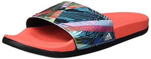 adidas Damen Adilette Cf Salinas W Flip-Flops Braun (Corsen/ftwbla/ftwbla)