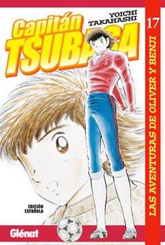 Capitán Tsubasa 17: Las aventuras de Oliver y Benji (Shonen Manga) por Yoichi Takahashi