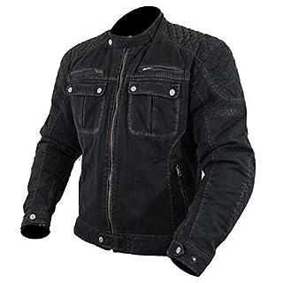 Armr Moto Aban Motorcycle Bike Textile Jacket New 2018 Size Medium