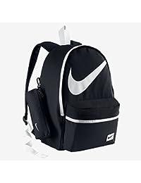 e03af8ef7 Nike Young Athletes Halfday BT - Mochila Unisex, Color Negro/Blanco, Talla  única
