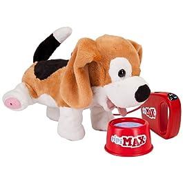 Carrera Toys Stadlbauer 11111050 Pipi Max Beagle Animali con Funzione