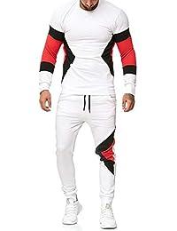 OneRedox | Herren Trainingsanzug | Jogginganzug | Sportanzug | Jogging Anzug | Hoodie-Sporthose | Jogging-Anzug | Trainings-Anzug | Jogging-Hose | Modell 1215