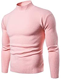 Clothing DAZISEN Mens Round Neck Sweatshirt Long Sleeve Pullover T-Shirt Tops Blouse