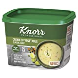 Knorr Classic Cream of Vegetable Soup Mix, 25 Portions (Makes 4.25L)