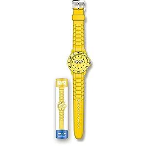 Minions - Reloj analógico Caucho (Kids MN016)