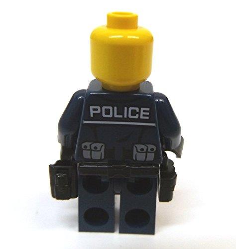 Modbrix 8236 – 2 Stück Custom SWAT Minifiguren aus original Lego© Teilen - 5