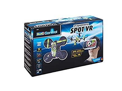Spot VR Quadcopter by Revell Control by Revell