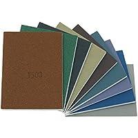 Micro-Mesh® Soft Pads-Satz, 100 x 75 mm, 9-teilig