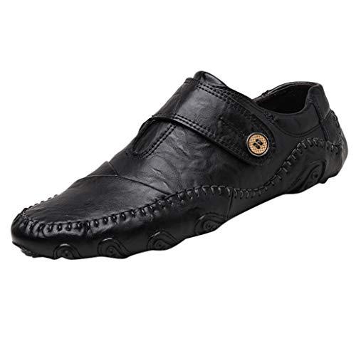College Maskottchen Kostüm - Skxinn Herren Loafers Business Schuhe Kunstlederschuhe/Schuhe