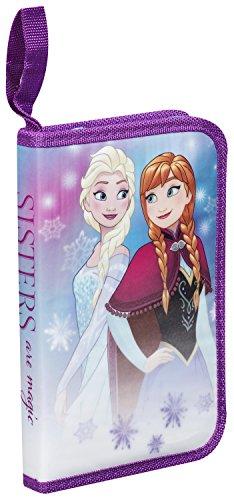 Disney Frozen – Estuche para lápices, Color Morado