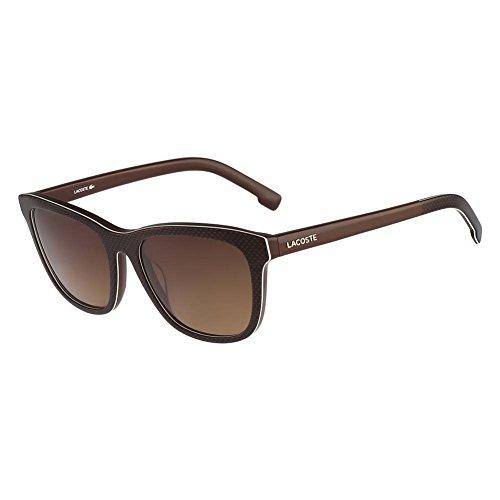 Lacoste occhiali da sole l740s (52 mm) marrone
