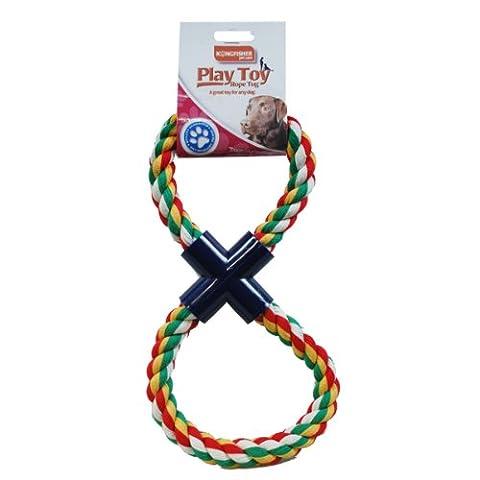 Dog Tug Rope - 8 Shape