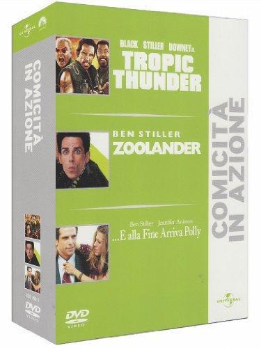 Tropic Thunder / Zoolander / E Alla Fine Arriva Polly (3 Dvd) by ben stiller