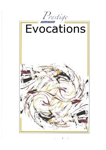 ROBERT MARTIN BOUTRY R. - EVOCATIONS