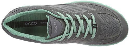 Ecco  ECCO TERRATRAIL, Chaussures Multisport Outdoor femme Gris - Grau (DARK SHADOW/TITANIUM/GRANITE GREEN59487)