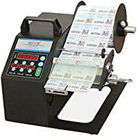 75 mm Te-Office Label Dispenser Labels Dispenser Adhesive Labels Table Unit Manual 50 75 mm Roll Width Screw Clamp Blue