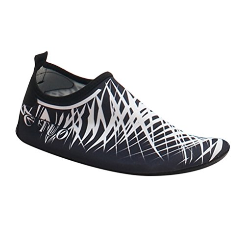 Zhuhaitf Beach Casual Sports Unisex Lightweight Nuotare Diving Yoga Socks a Piedi Nudi Shoes Non-Slip Rubber Sole White