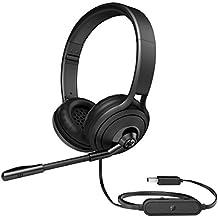Amazon.it  Cuffie Skype Wireless e159f8ae7b81