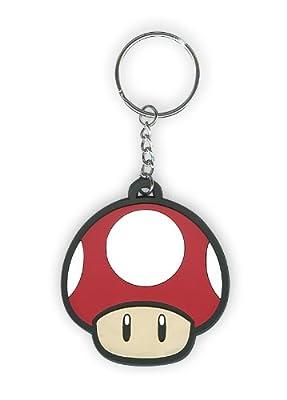 Porte-clés Nintendo Super Champignon