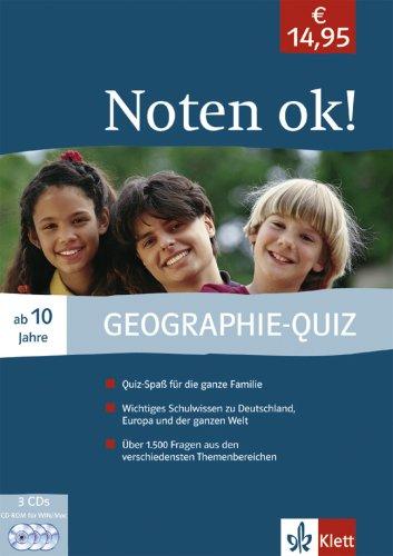 Noten ok! - Geographie-Quiz (PC+MAC)